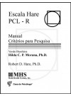 Escala Hare PCL-R - Kit